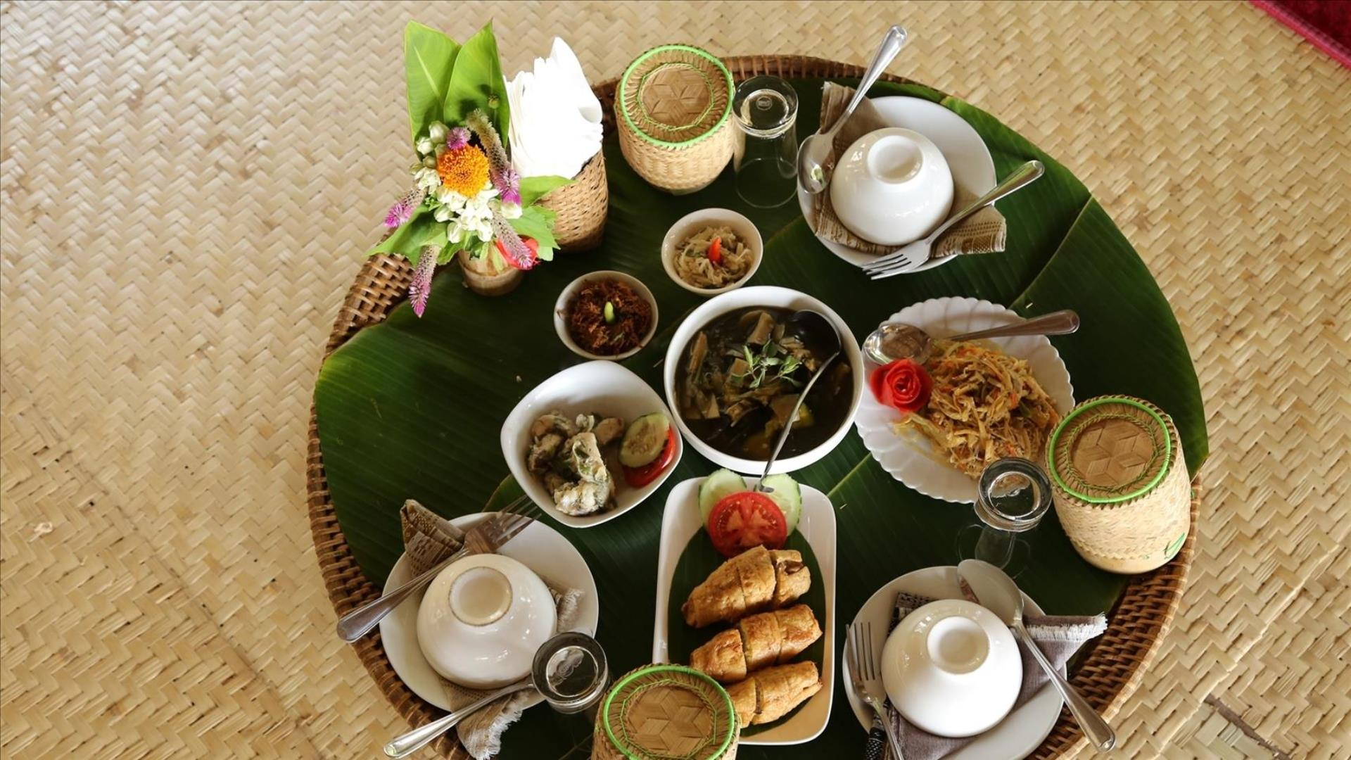 Laos, Luang Prabang : Bamboo Experience & Cooking class - Half-Day | The most fun cultural exerience you will have in Luang Prabang