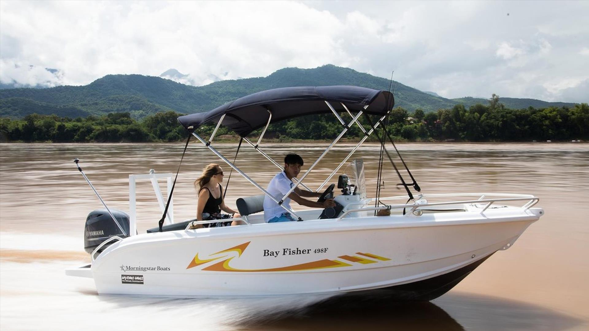 Laos, Luang Prabang: Private Boat Charter - 1 Day | Discover Secret Locations in style