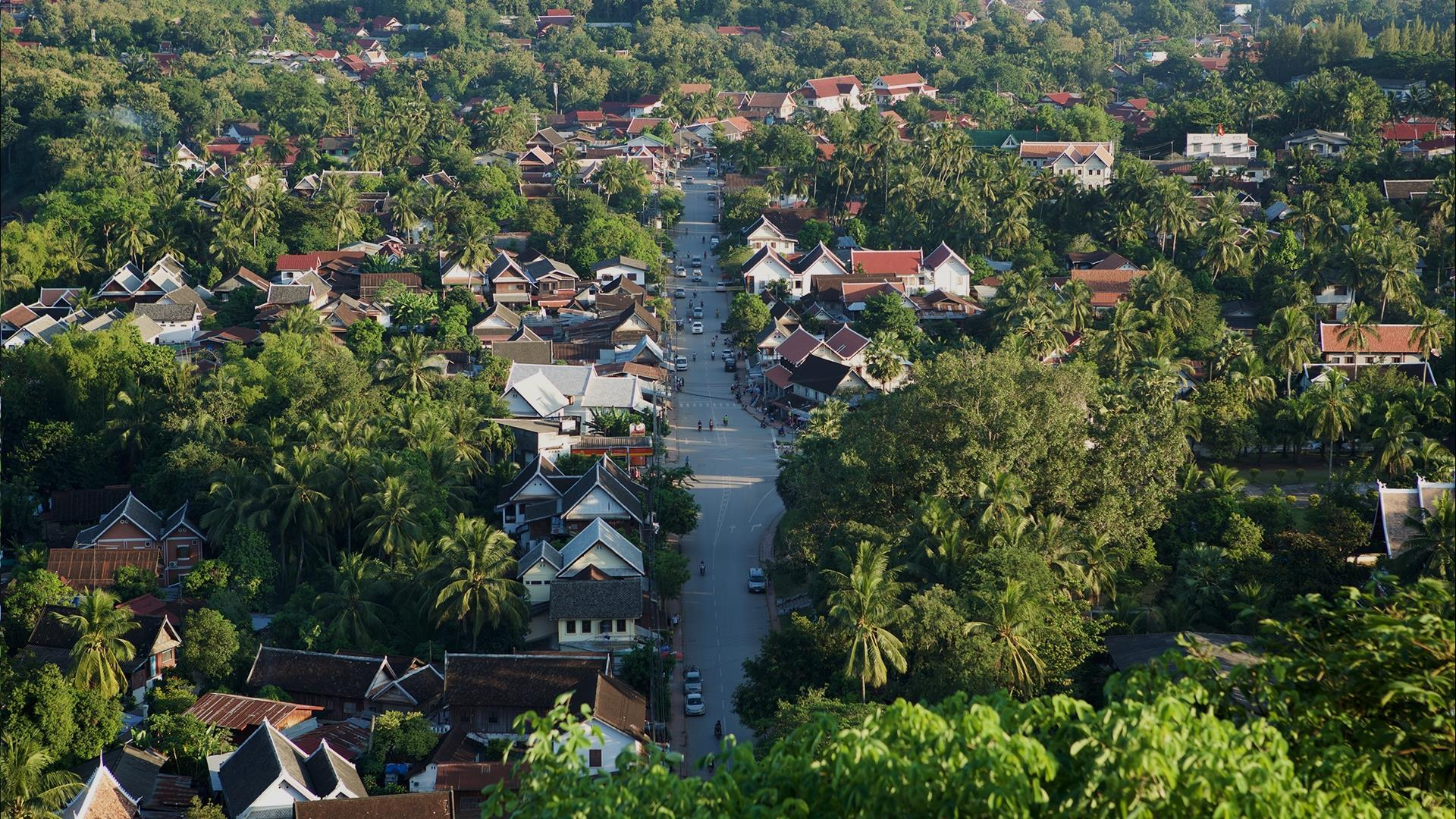 Laos, Luang Prabang : Luang Prabang World Heritage by Bike - 1 Day | Luang Prabang's Best on Two Wheels