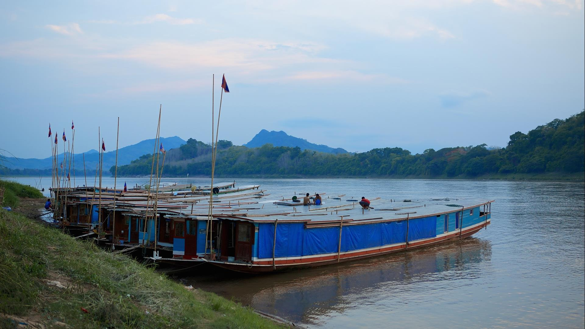 Laos, Luang Prabang: Bike, Trek, Kayak, & Culture Explorer - 2 Days | Get Out, Be Active and See the Real Countryside