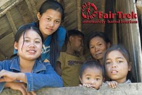 trekking information Laos