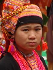 Akha, Volountourism Laos