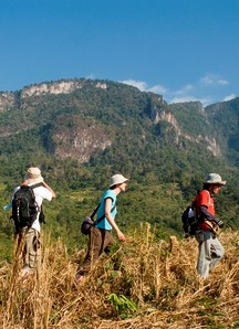 eco tourism Laos