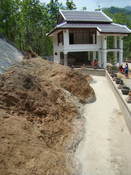 real estate in Luang Prabang, hotel project