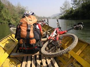 Laos tours vélo