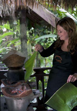 Tamarind Lao Cooking Luang Prabang