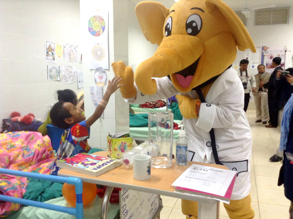 Lao Friends Children's Hospital (LFCH)
