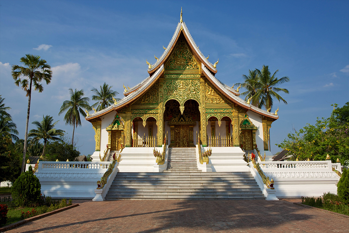 Wat Haw Phra Bang Temple