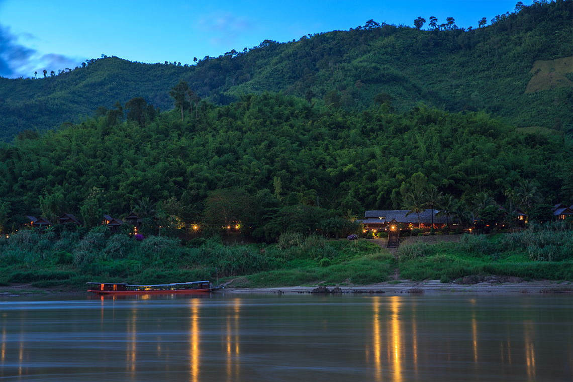Mekong View - Lodge