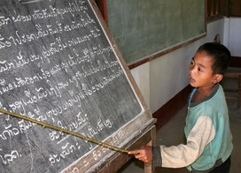 Learning Laos is not easy...but you can learn a few words