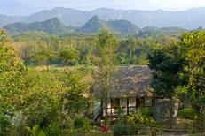 View from Lao Spirit Resort